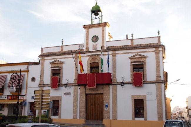 Fachada actual del Ayuntamiento