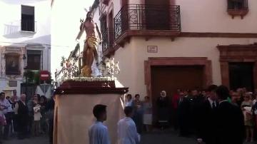 """Plazuela Alta en """" Semana Santa"""""""