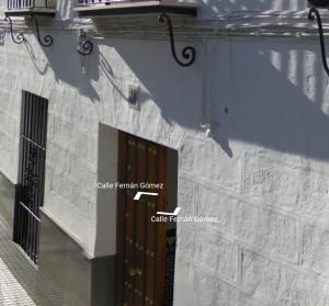 Casa donde nació Alfonso Ariza.