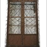 Detalle de ventana a la calle Labradores