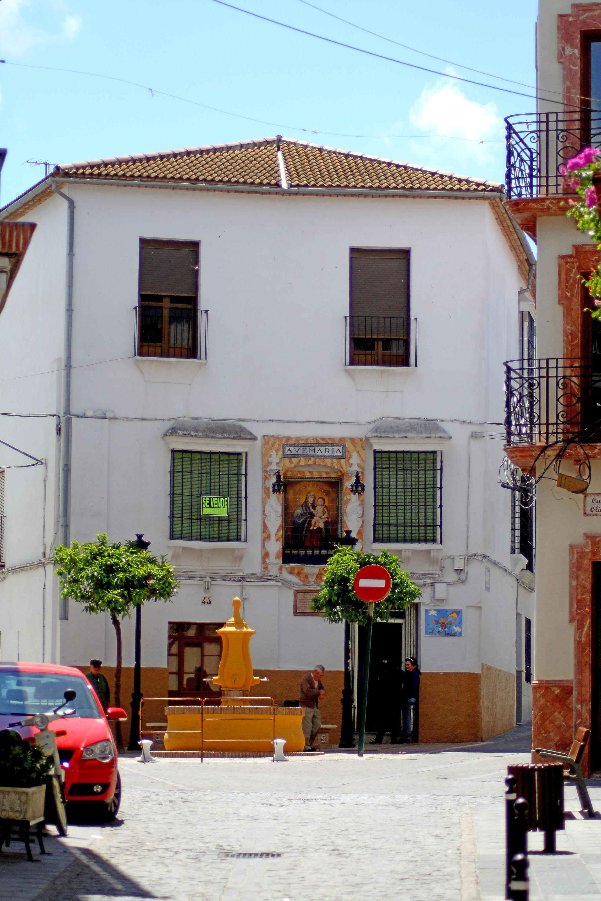 Plazuela Alta