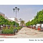 ''Plaza de España' hoy en día